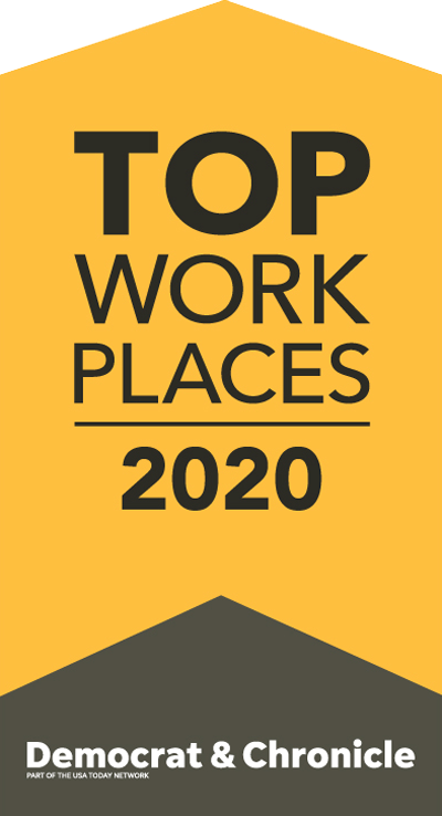 D&C Rochester Top Workplaces 2020