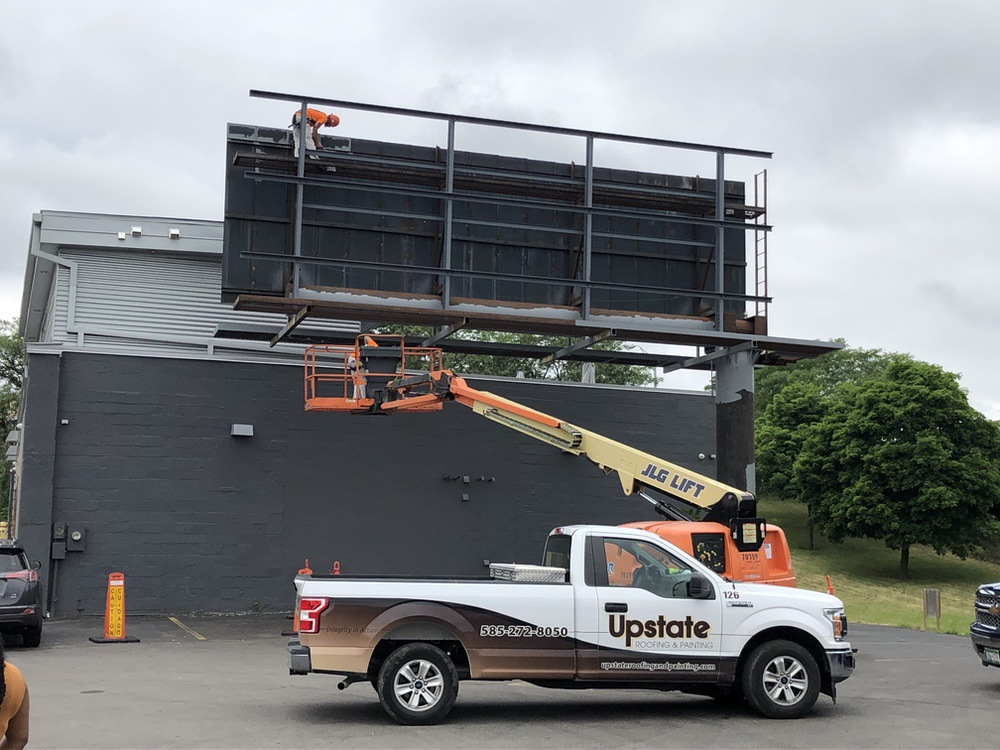 Specialty Services - Billboard Painting