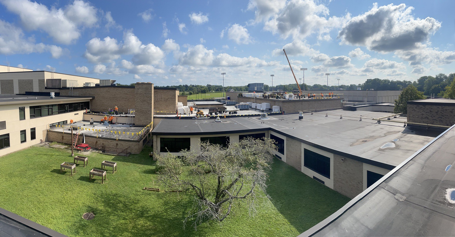 Educational Facility Roof Replacement