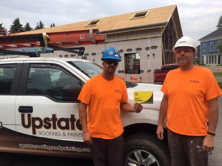 Upstate Roofing and Painting Team