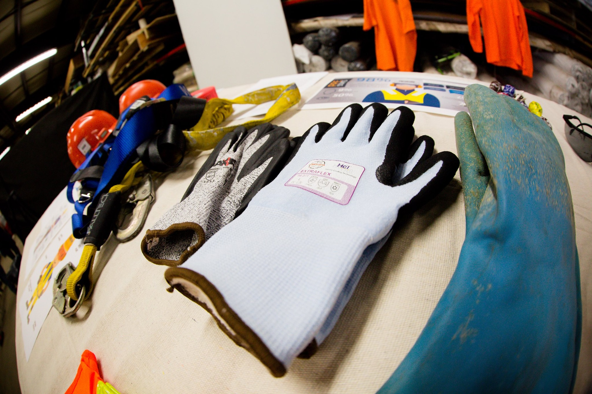 Upstate Painting - Health and Wellness - gloves