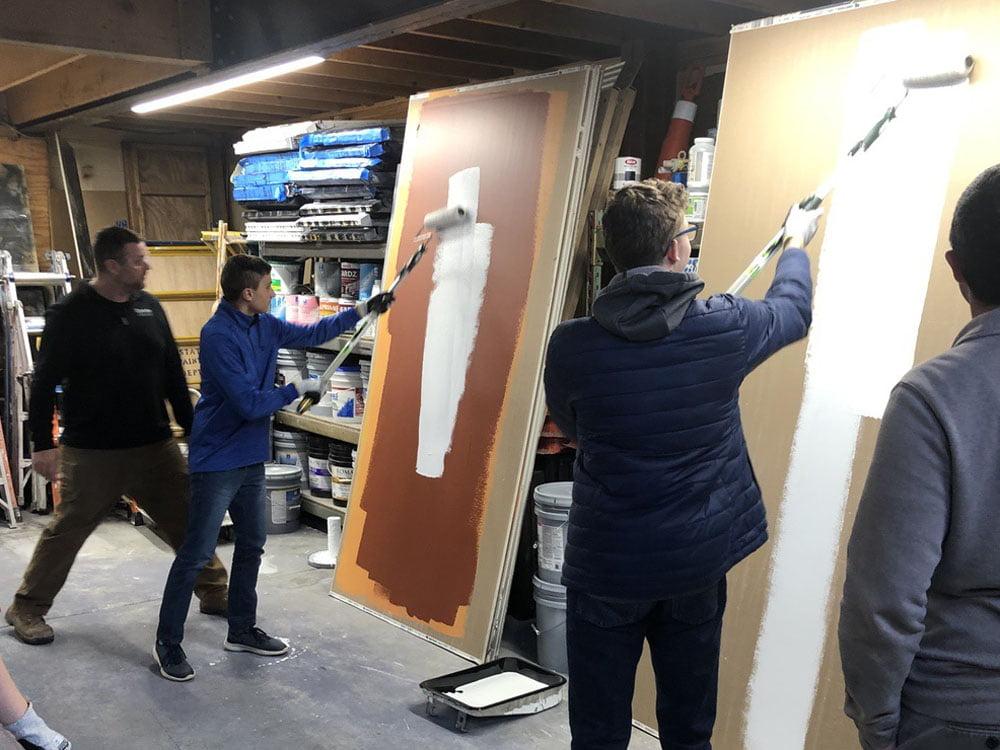 Paint Training